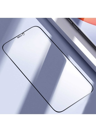 Wiwu Apple iPhone 12 iVista Super Hardness Screen Protector Siyah